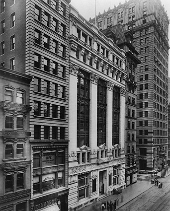 Title Guarantee & Trust Building NYC 1906 Photo Print