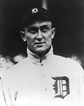 Ty Cobb 1915 Detroit Tigers Baseball Photo Print