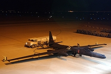 U-2 Dragonlady Refueling Photo Print