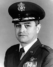 U.S. Air Force Brigadier General Robert Cardenas Portrait Photo Print for Sale