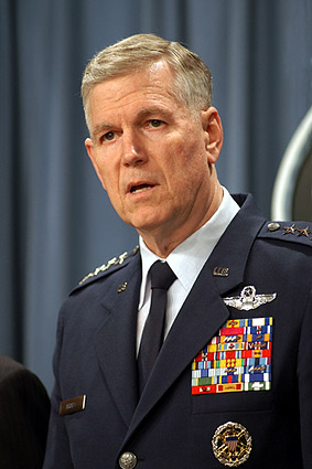 U.S. Air Force General Richard Myers Photo Print