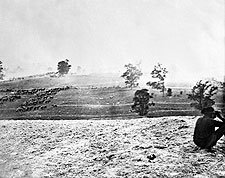 U.S. Civil War Battle of Antietam Photo Print for Sale