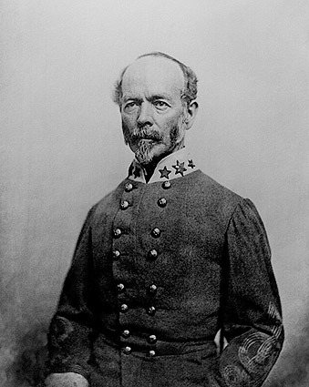 U.S. Civil War Confederate General Joseph Johnston Photo Print