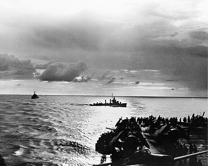 U.S. Destroyer in North Africa WWII 1942 Photo Print