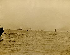 U.S. Navy Atlantic Fleet in 1920 WWI Era Photo Print for Sale
