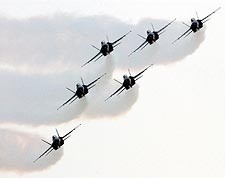 U.S. Navy Blue Angels Demonstration Team Photo Print for Sale