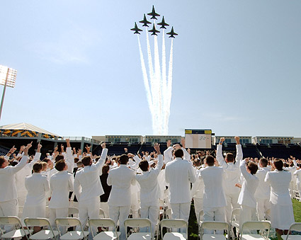 U.S. Navy Blue Angels Opening Ceremonies Photo Print
