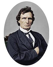 U.S. Representative Thaddeus Stevens Portrait Photo Print for Sale