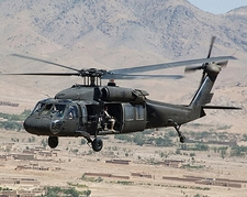 UH-60 Blackhawk Helicopter US Army Photo Print