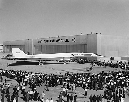 Unveiling of North American XB-70 / XB-70A Photo Print