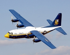 US Navy Blue Angels Fat Albert C-130 Photo Print