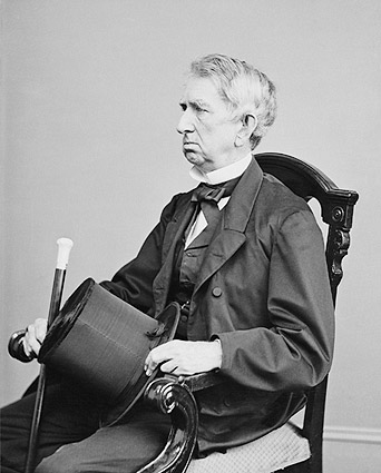 US Secretary of State William Henry Seward Photo Print