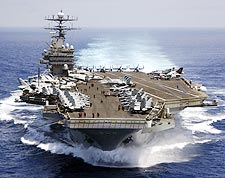 USS Carl Vinson Aircraft Carrier CVN 70 Photo Print for Sale