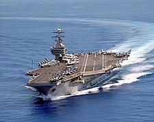 USS Carl Vinson CVN-70 Aircraft Carrier Photo Print for Sale