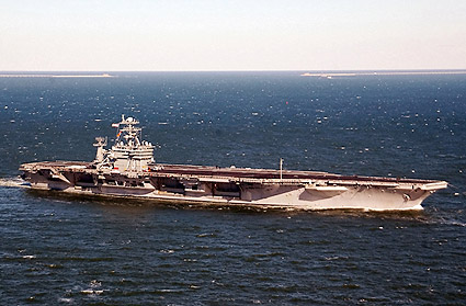 USS George Washington Aircraft Carrier Photo Print