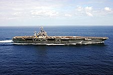 USS Harry S. Truman CVN 75 Aircraft Carrier Photo Print for Sale