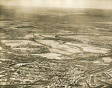 Verdun and River in France WWI Photo Print for Sale