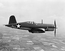 Vought F4U Corsair Photos