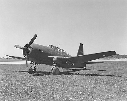 Vultee A-35 Vengeance WWII  Photo Print