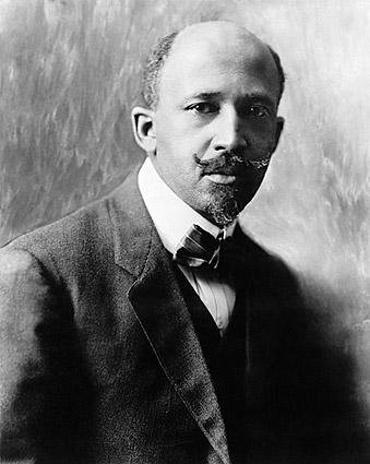 W.E.B. Du Bois Portrait Civil Rights Photo Print