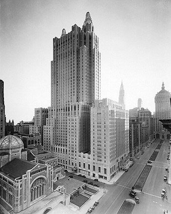 Waldorf Astoria Hotel, New York City 1930s Photo Print