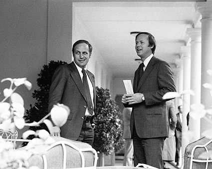 White House Chief of Staff Dick Cheney 1976 Photo Print