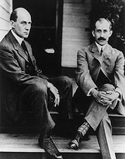 Wilbur and Orville Wright Brothers Portrait Photo Print for Sale