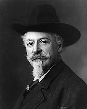 William F. Buffalo Bill Cody Portrait Photo Print for Sale