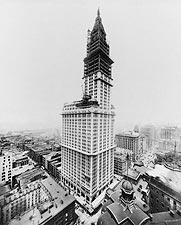 Woolworth Building, New York City 1912 Photo Print for Sale