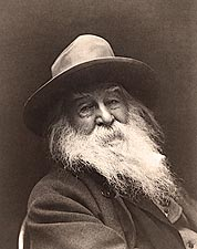 Writer Poet Walt Whitman Portrait 1887 Photo Print for Sale