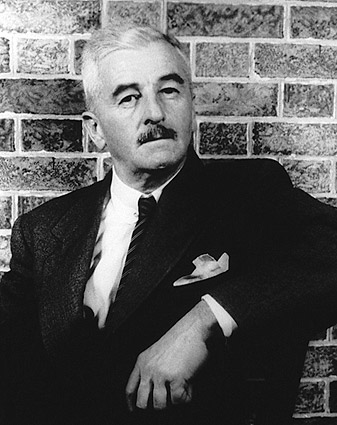 Writer William Faulkner Seated Portrait Photo Print