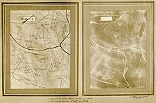 WWI Battle Plan Chart Photo Print for Sale
