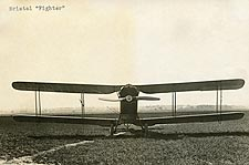 WWI F.2 Bristol Fighter Biplane Photo Print for Sale