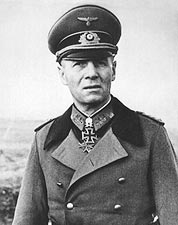 WWII German General Erwin Rommel Portrait Photo Print for Sale