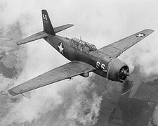 WWII Vultee A-35 Vengeance Dive Bomber Photo Print