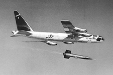 X-15 Release from B-52 Mothership Photo Print