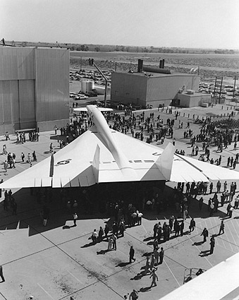 XB-70 / XB-70A Valkyrie Rollout Photo Print
