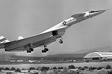 XB-70 / XB-70A Valkyrie Taking Off Photo Print for Sale