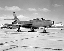 XF-91 Thunderceptor Photos