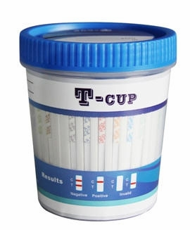 14 Panel Drug Test Cup with 3 Adulteration Tests