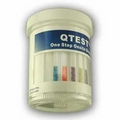 7 Panel Urine Drug Screening Cup QTEST
