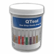 QTEST� 11 Panel Cup CLIA Waived