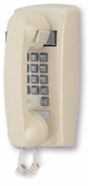 2554 Basic Wall Mount Phone with Flash