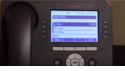 Avaya 9508 Visual Voice Mailbox Setup