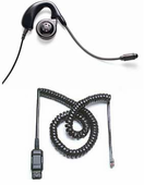 Plantronics H41N Headset Package for Avaya Digital and IP Phones
