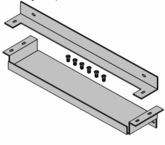 Avaya IP500 Wall Mounting Kit (700430150)