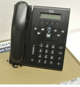 Cisco 6921 IP Phone w/Slimline Handset (CP-6921-CL-K9=)