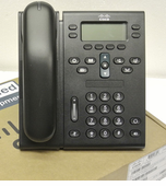 Cisco 6945 IP Phone w/Slimline Handset (CP-6945-CL-K9=)