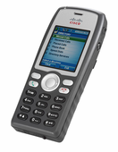 Cisco 7925G Wireless IP Phone and Accessories
