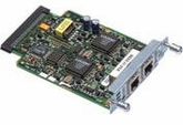 Cisco VIC-2DID - 2 Port FXS/DID Voice Interface Card)